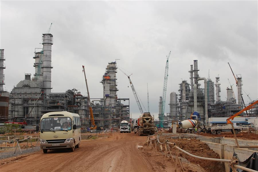 Information Center Nghi Son Refining & Petrochemicals Project