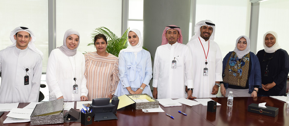 KPC honors its employees with long service