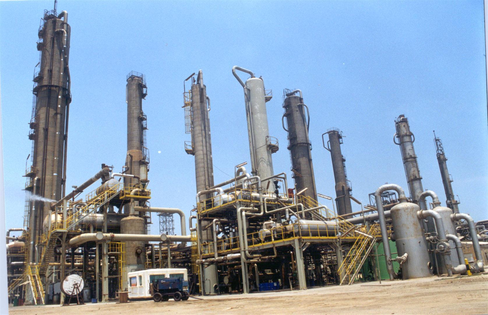 Media Library Kuwait Oil Industry